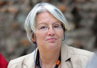 Photo: Dr. Margun Klug. Mitarbeiterin. Foto: Barbara Zeininger