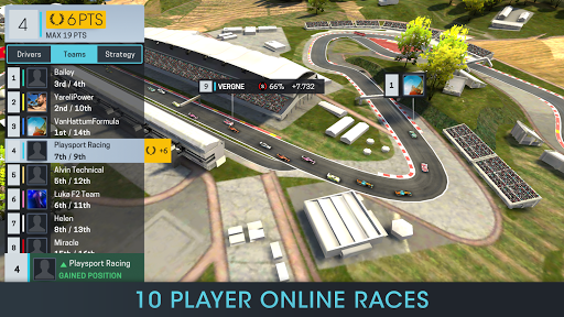 Motorsport Manager Online modavailable screenshots 4