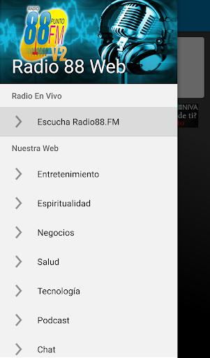 Radio88.FM Web