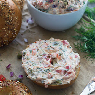 Lox and Fixings Dip