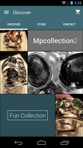 Marie-Pierre Fine Art Jewelry