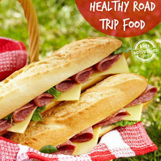 How To Make Healthy Road Trip Food