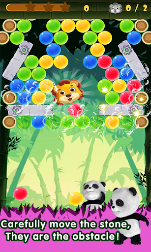 Panda Bubble apktram screenshots 7