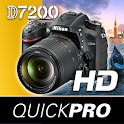 Guide for Nikon D7200 QuickPro icon