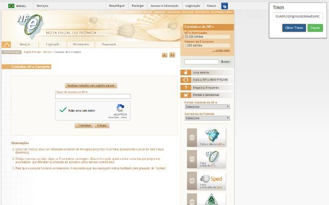 Sigraweb - Token Recaptcha