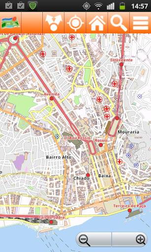 лиссабон супермаркеты на карте Термобелье