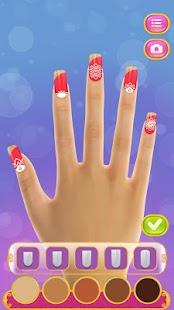 Nail Salon: Games for Girls - náhled