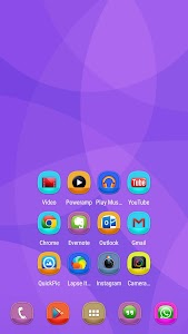 Persona 1455+ Icon Pack Theme v1.5.0