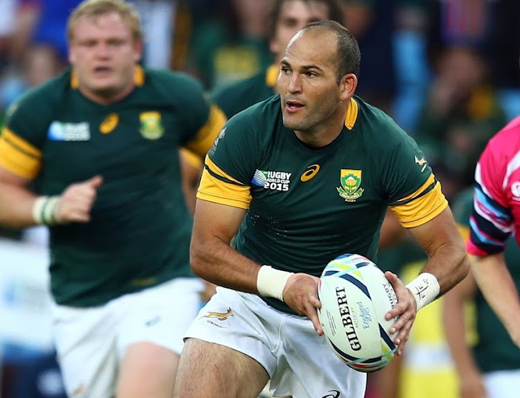 Fourie du Preez during the Rugby World Cup 2015. Picture: GALLO IMAGES