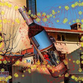 by Oly- Max-Maky - Digital Art Abstract (  )