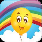 婴儿触摸气球游戏 icon