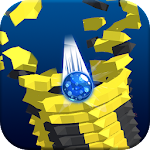 Stack Blast Ball 3D : Blast through platforms 1.0