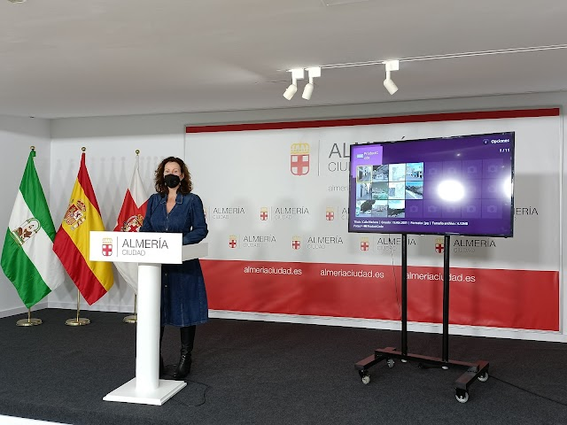 María del Mar Vázquez, portavoz del equipo de Gobierno