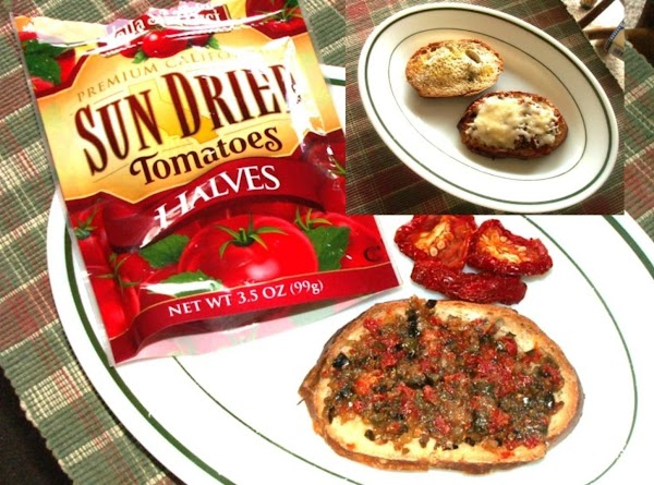 Bruschetta -- Viva Italiano. Recipe