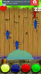 Pesky Bugs Rush - náhled