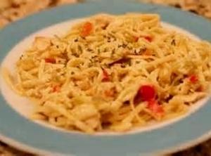 Rev Bj's Chicken Spaghetti Recipe
