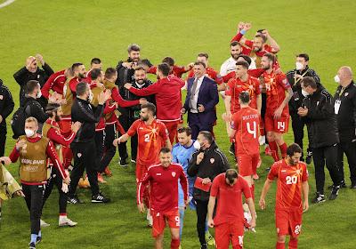 La Grèce et la Macédoine du Nord y vont aussi de leur conflit au sujet des maillots de l'Euro