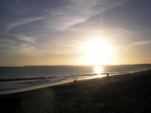 Fim de tarde no Algarve