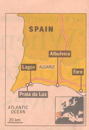Mapa....sem Portugal