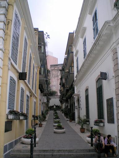 Macau, Sem Lua e sem Sol