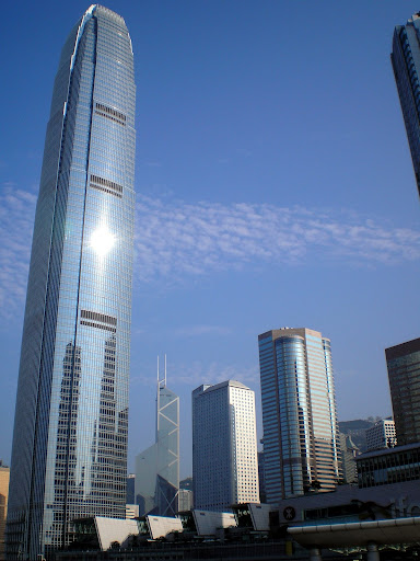 Mundo Azul. Hong kong