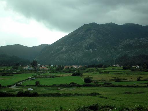 Arenal de Moris, Asturias, Agosto 2007