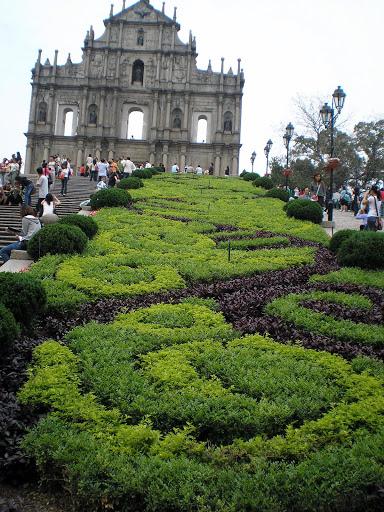 Ruinas de São Paulo, Macau