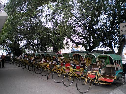 Triciclos, Macau