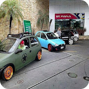 Modified Opel Corsa Wallpapers APK