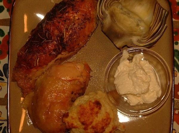 Basic Steamed Artichoke Recipe