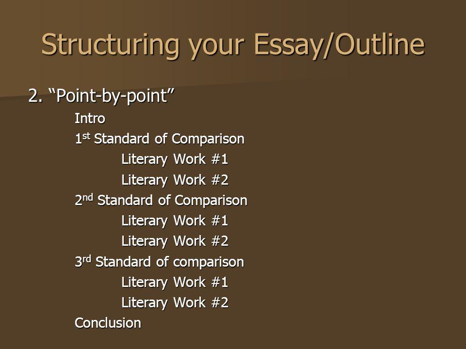 poetry analysis outline | English homework help 2