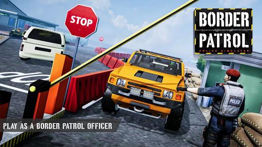 Border Patrol Police Game- Border Force Simulator 1.2 screenshots 1