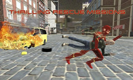 Mortal Flash Speed Kombat Hero 3D - náhled