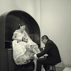 Wedding photographer David Castillo (davidcastillo). Photo of 12.06.2018