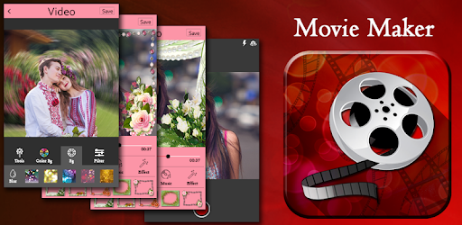 Movie Maker application is the best Provided Short movie in playstore.