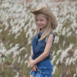 Mini Beauty by Chantelle Du Toit - Babies & Children Child Portraits ( #cowgirl #minibeauty #beautiful #child #nikon #photography,  )
