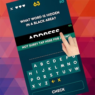 Hidden Word Brain Exercise PRO v4 (Paid) 3