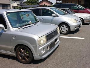 アルトラパン HE21S versionⅤ 4WDのカスタム事例画像 S6FR-sさんの2019年08月02日13:59の投稿