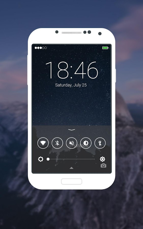 iphone lock screen app lock screen ios9 android apps on play 15317