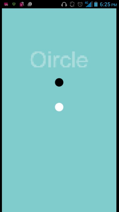 Oircle- screenshot