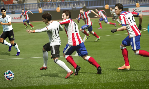 Football Soccer League for PC