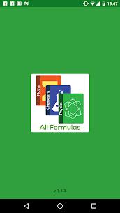 All Formulas v1.4.9 (Ad-Free) APK 1