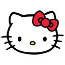 Hello Kitty Theme for Facebook