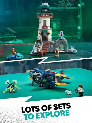 LEGOu00ae HIDDEN SIDEu2122 3.2.0 Screenshots 14