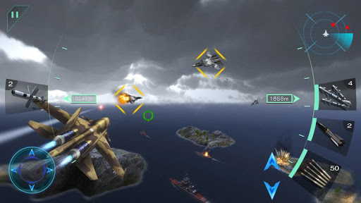 Sky Fighters 3D screenshot 9