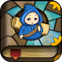 Message Quest — adventures of Feste (with ads) icon