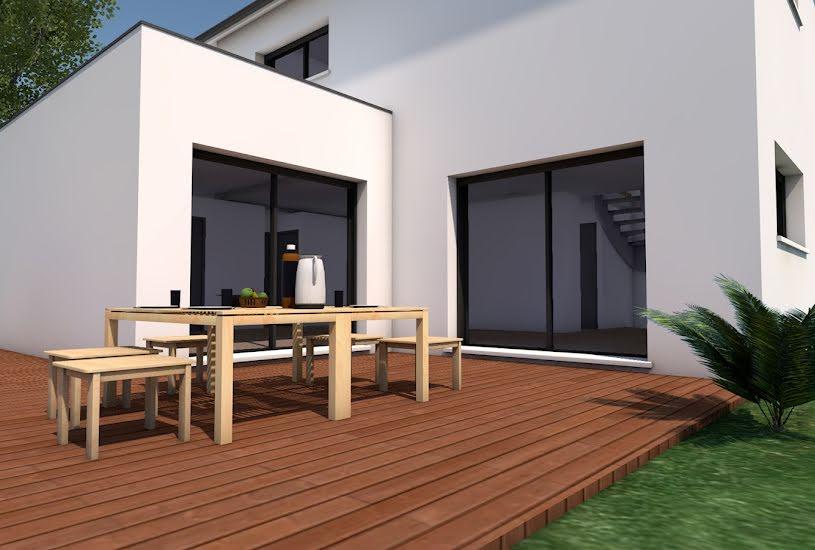 Vente Terrain + Maison - Terrain : 413m² - Maison : 142m² à Nivillac (56130)