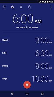 Clock Screenshot 1