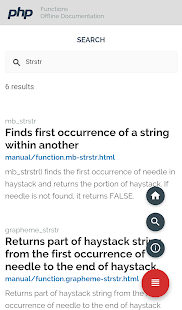 PHP Function Reference Offline- screenshot thumbnail