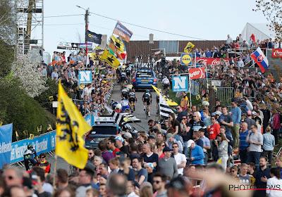 Mondmaskers verplicht voor supporters op volledige parcours Ronde van Vlaanderen
